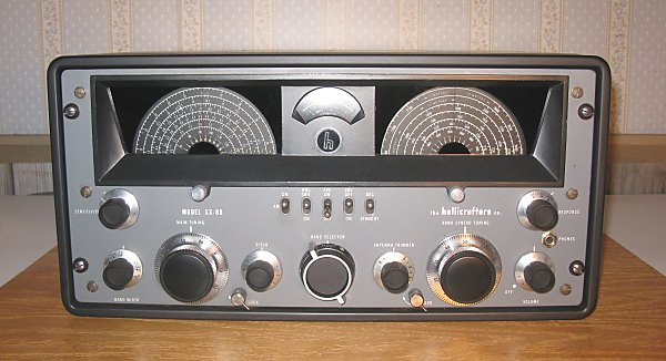 Hallicrafters SX-88